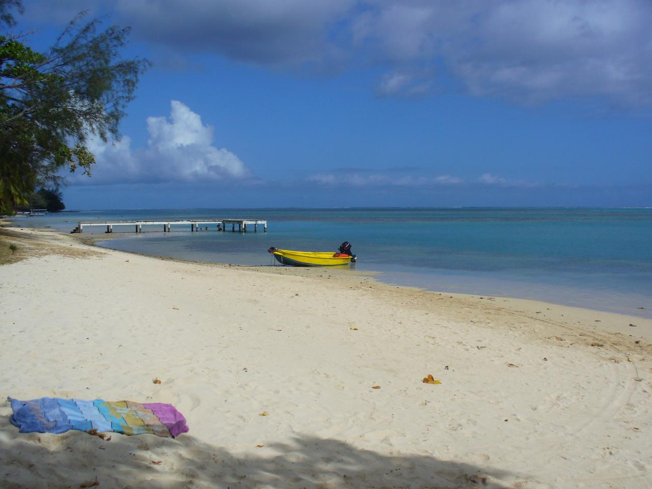 Beach to Haapiti